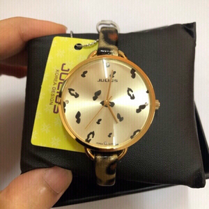Used julius Korean Design watch in Dubai, UAE
