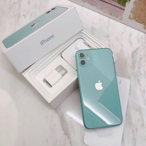 Used iPhone 11 DUAL SIM 128 GB HK version in Dubai, UAE