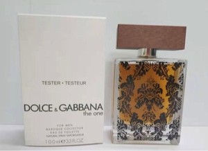 Used Dolce Gabbana The One Baroque collector in Dubai, UAE