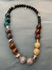 Used D&G Over Me Beads Necklace in Dubai, UAE