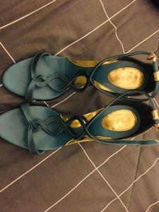 Used Azzaro sandals  in Dubai, UAE