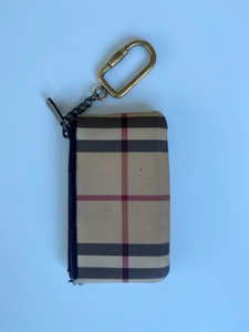 Used Burberry Coin Pouch Keychain in Dubai, UAE
