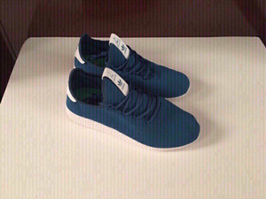 Used Adidas HU sneakers size 43 brand new in Dubai, UAE