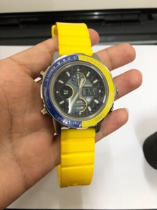 Used infantry brand watch yellow  in Dubai, UAE