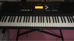 Used Yamaha Keyboard PSR.E333 in Dubai, UAE