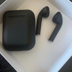 Used Inpods 12 black color Headphones in Dubai, UAE