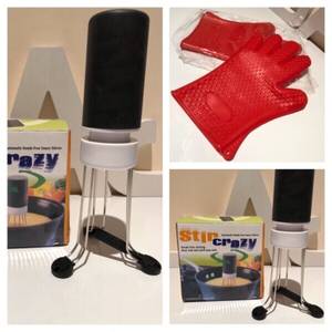Used Automatic stir & heat resistant gloves  in Dubai, UAE