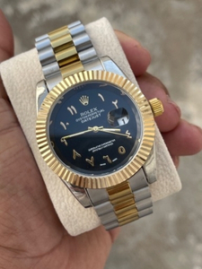Used Rolex Arabic numbers Watch in Dubai, UAE