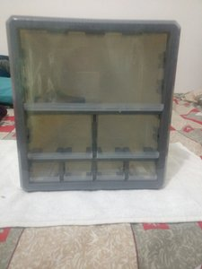 Used Combination storage box in Dubai, UAE