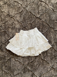 Used Beach City White Skirt in Dubai, UAE