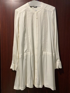 Used Linen dress, very comfy and light in Dubai, UAE