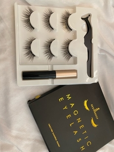 Used Eyelashes magnetic eye lashes NEW  in Dubai, UAE