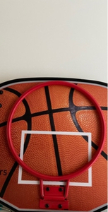 Used Basket ball toy with ball in Dubai, UAE
