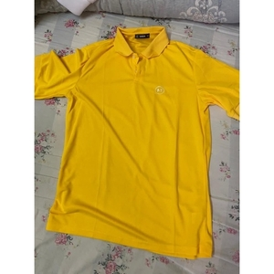Used Yellow polo top in Dubai, UAE