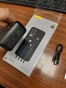 Used ACHIDA power bank 20000 mah orginal in Dubai, UAE