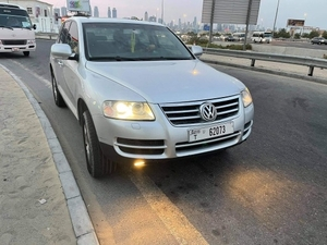 Used volkswagen touareg 2005 in Dubai, UAE