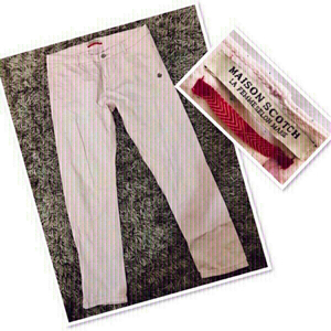 Used Maison Scotch jeans for Her size:28 💙 in Dubai, UAE
