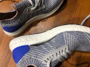 Used Ultra boosts running 38 in Dubai, UAE