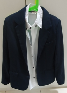 Used Coat and white longsleeves in Dubai, UAE