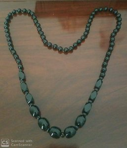 Used Black Onyx necklace in Dubai, UAE