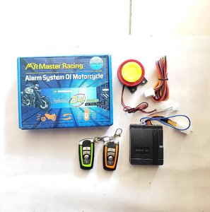 Used Motorcycle Alarm System in Dubai, UAE