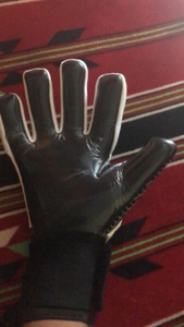 Used Football Goalkeeping Gloves in Dubai, UAE