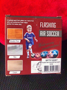 Used New Flashing air soccer with light💡⚽️ in Dubai, UAE