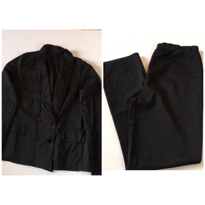 Used Pant suit size xl (new) in Dubai, UAE