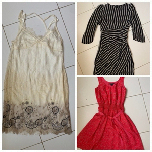 Used Branded dresses offer size XS in Dubai, UAE