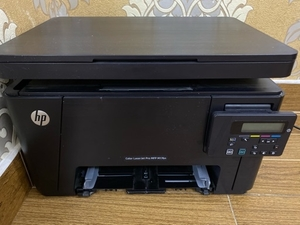 Used Printer hp color laserjet pro mfp m176n in Dubai, UAE
