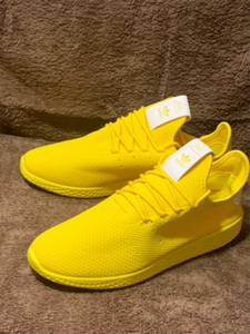 Used Adidas PW Yellow size 43.5, brand new  in Dubai, UAE