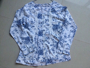 Used original r&b printed shirt, medium in Dubai, UAE