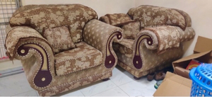 Used Vintage Sofa Set  in Dubai, UAE