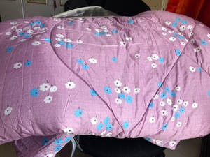 Used New printed soft comforter large size👇 in Dubai, UAE