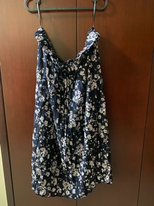 Used Blue floral skirt - brand new  in Dubai, UAE