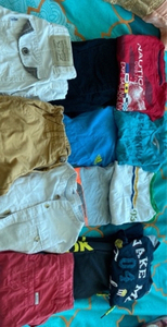 Used Bundle of clothes boys 4 to 5 years in Dubai, UAE