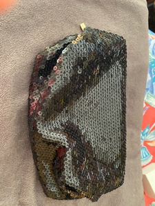 Used Small sequins pouch  in Dubai, UAE