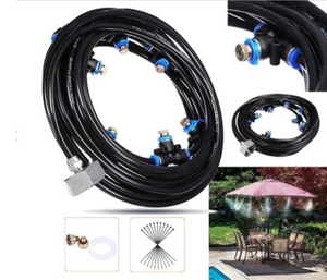 Used Outdoor garden misting cooling system . in Dubai, UAE