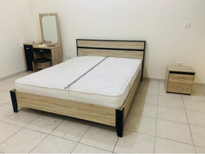 Used Mattress plus bedroom set urgent sale  in Dubai, UAE