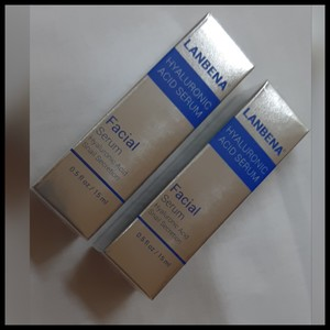 Used Hyaluronic acid skin repair 4 pcs in Dubai, UAE