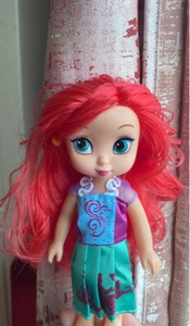 Used Dolls /Ariel-Rapunzel-snow white/  in Dubai, UAE