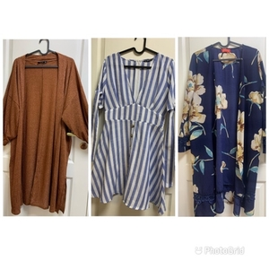 Used Cardigan and Dress Bundle  in Dubai, UAE