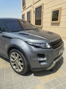 Used Land Rover Evoque 2014 in Dubai, UAE