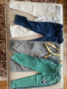 Used Kids Clothes Bundle + Alexander Mcqueen in Dubai, UAE