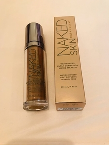 Used Urban decay makeup foundation,9.75 shade in Dubai, UAE