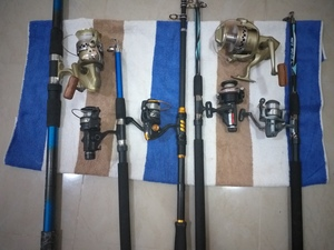 Used Fishing gears in Dubai, UAE