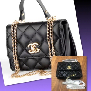Used BLACK DESIGNER BAG in Dubai, UAE
