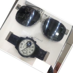 Used Watch & Sunglasses Set ♥️ in Dubai, UAE