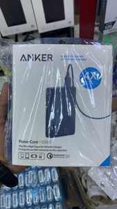 Used Anker core power 10000 power bank  in Dubai, UAE