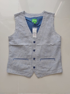 Used new bossini boys vest in Dubai, UAE